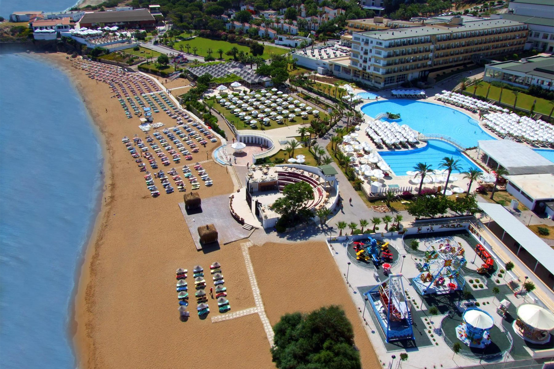 Hotel Acapulco - Northern Cyprus