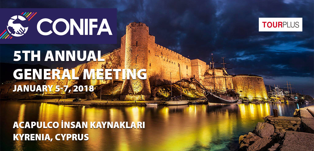 CONIFA AGM Tour Plus