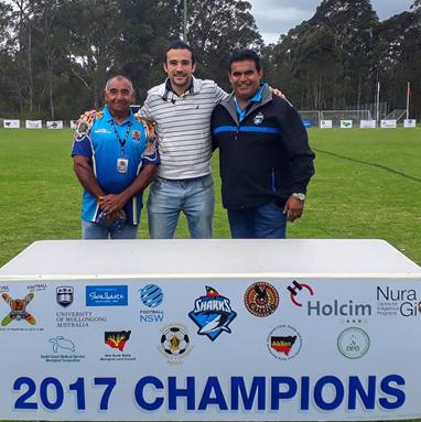 CONIFA - National Indigenous Football Championships (NIFC)