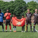 Cascadia v Tamil Eelam - CONIFA World Football Cup 2018