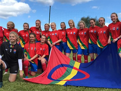 Sapmi Women's Team