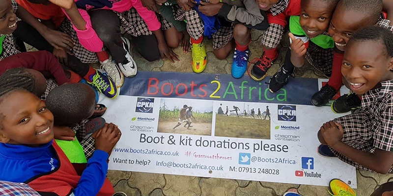 News - boots2africa