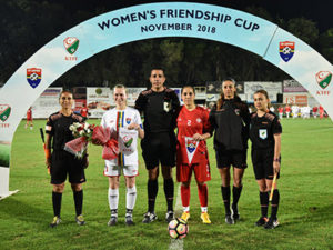 Women's Friendship Cup - Northern Cyprus Sapmi