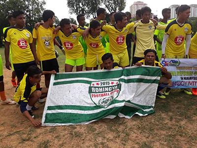 Rohingya FC