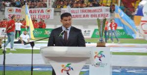 Honorary Members - Huseyin Ozgurgun