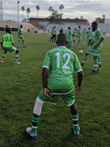 Darfur United Training Camp