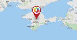 Map - Crimea National Football Team
