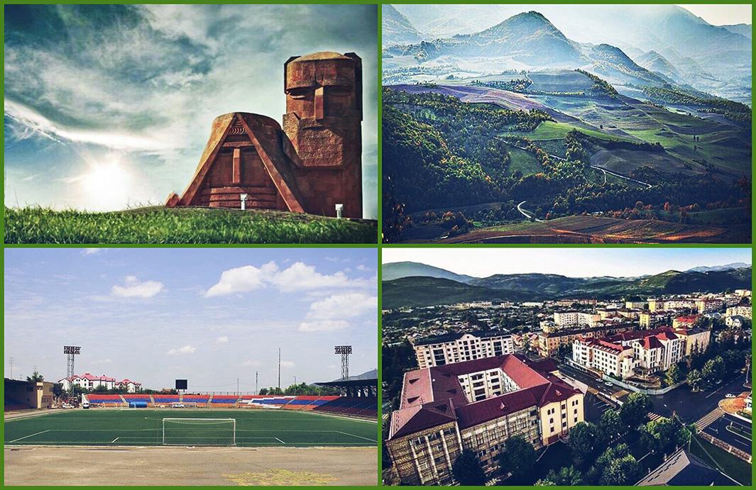 Slider - Artsakh - Euro 2019